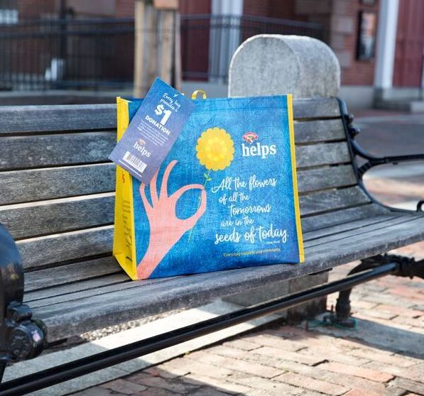 HANNAFORD - COMMUNITY BAG - BENCH